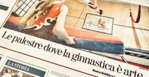 Ginnastica su La Stampa